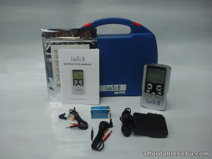 1st picture of CARETECH II NERVE STIMULATOR COMBO EMS AND TENS For Sale in Cebu, Philippines