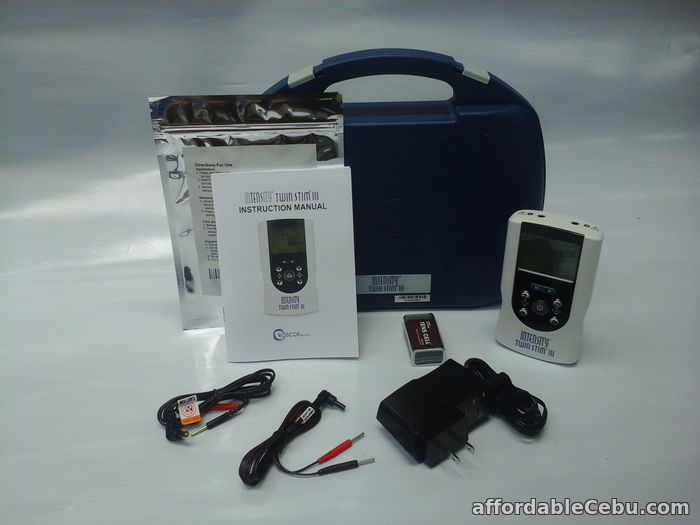 1st picture of Intensity Twin Stim III Nerve Stimulator EMS TENS For Sale in Cebu, Philippines
