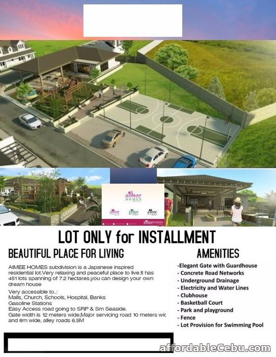 5th picture of Lot for sale at Aimee Homes in Minglanilla, Cebu For Sale in Cebu, Philippines