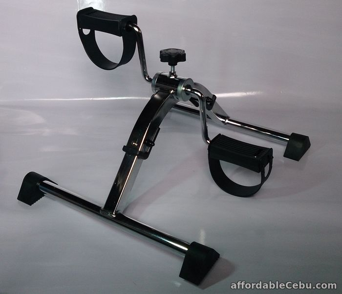 2nd picture of PEDAL EXERCISER WITH ADJUSTABLE RESISTANCE,FOOT STRAP For Sale in Cebu, Philippines