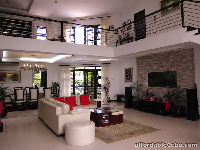 3rd picture of AYALA GREENFIELD ESTATES TRI-LEVEL FAIRWAY VIEW HOME For Sale in Cebu, Philippines