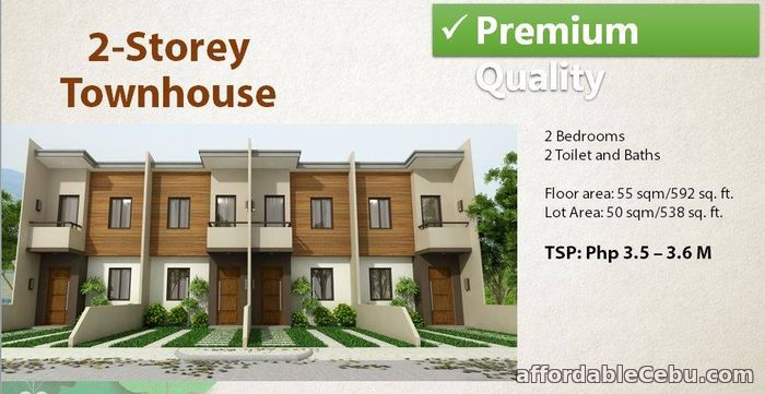 1st picture of House and Lot for Sale in Talamban near North Gen Hospital For Sale in Cebu, Philippines