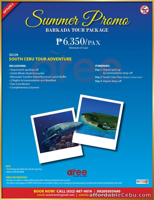 1st picture of SUMMER PROMO 2017 Offer in Cebu, Philippines