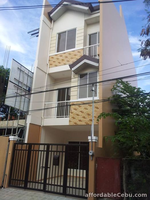 1st picture of VERY ACCESSIBLE LOCATION 3-STOREY HOUSE AND LOT IN GUADALUPE CEBU CITY For Sale in Cebu, Philippines