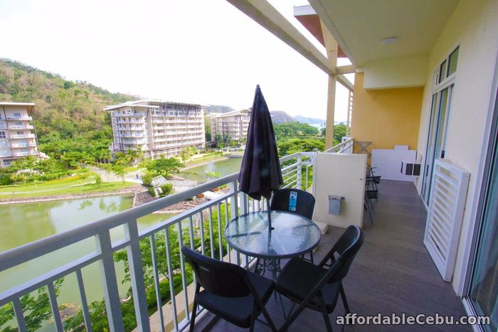 1st picture of FOR SALE 2 BEDROOMS CONDOMINIUM FACING LAGOON AT PICO DE LORO For Sale in Cebu, Philippines