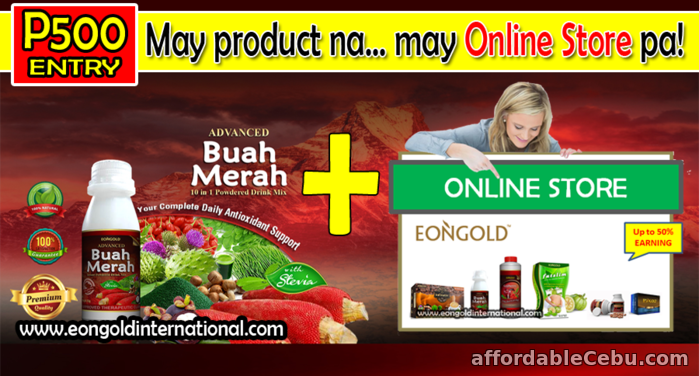 1st picture of EONGOLD International Business,Biggest Pairing Bonus, Earn dollars from home! Looking For in Cebu, Philippines