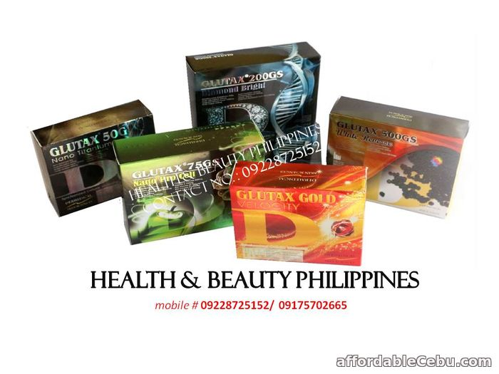 3rd picture of CINDELLA WHITENING FULL SET OF 3 AND FREE IV SET For Sale in Cebu, Philippines
