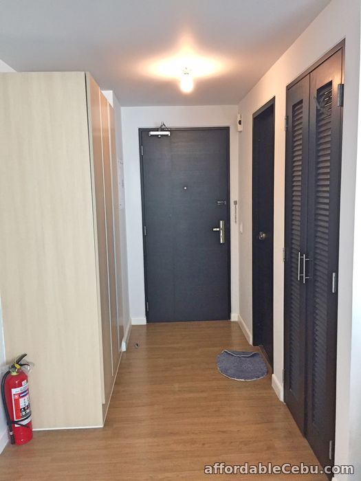 4th picture of FOR LEASE TWO SERENDRA MERANTI STUDIO For Rent in Cebu, Philippines