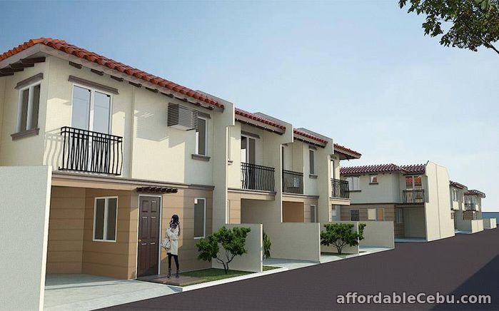 2nd picture of Nortierra subd.Mediterranean two-storey townhouse For Sale in Cebu, Philippines