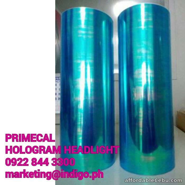 1st picture of Vinyl Car Film Sticker Decal for Headlight For Sale in Cebu, Philippines