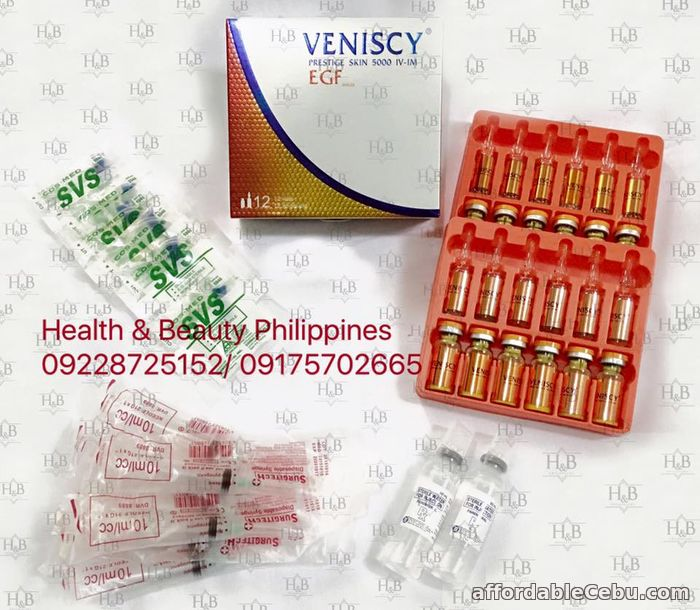 2nd picture of Veniscy prestige skin egf for sale For Sale in Cebu, Philippines