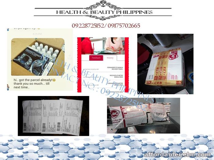 4th picture of CINDELLA WHITENING FULL SET OF 3 AND FREE IV SET For Sale in Cebu, Philippines
