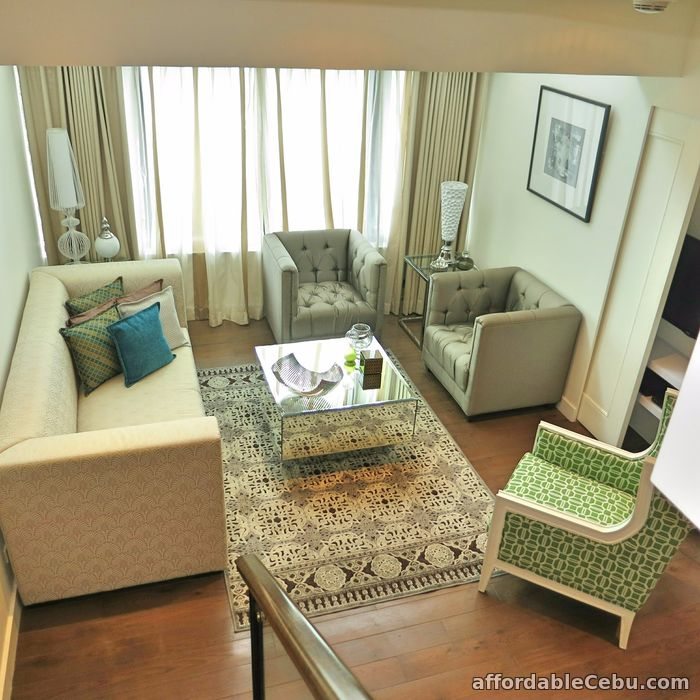 3rd picture of FOR SALE 2BR ONE ROCKWELL WEST TOWER For Sale in Cebu, Philippines