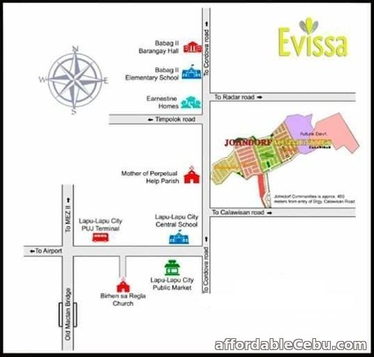 5th picture of Evissa Subdivsion Kalawisan Near 3rd Bridge Lapu-lapu City For Sale in Cebu, Philippines