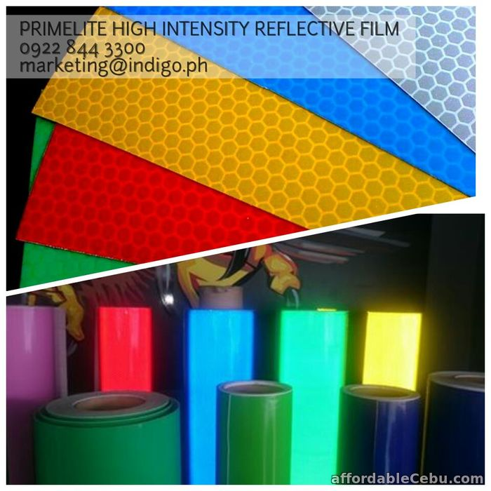 3rd picture of High Intensity Reflective Film For Sale in Cebu, Philippines
