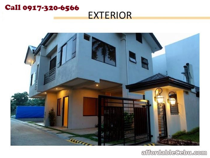 1st picture of Duplex House in Talamban Cebu City(Ready for Occupancy) 09173206566 For Sale in Cebu, Philippines