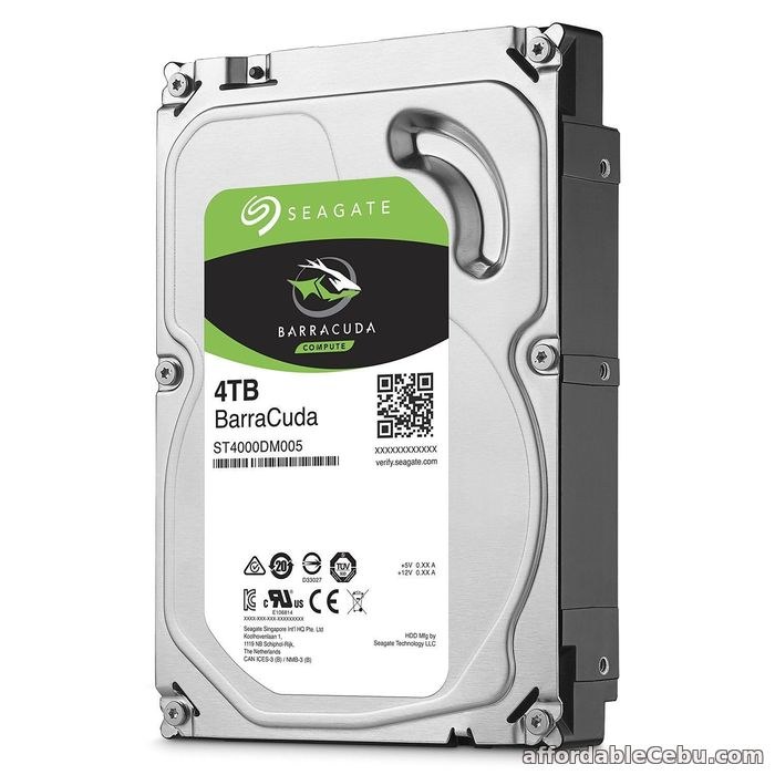 1st picture of 4tb hard hard drive For Sale in Cebu, Philippines