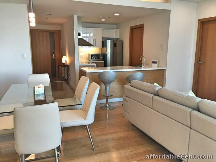 2nd picture of PARK TERRACES POINT TOWER 1BR FOR LEASE For Rent in Cebu, Philippines