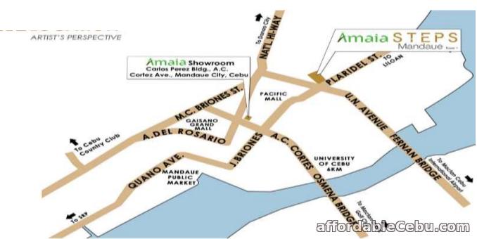 1st picture of Condominium For Sale -  AMAIA STEPS Mandaue Tower 1 For Sale in Cebu, Philippines