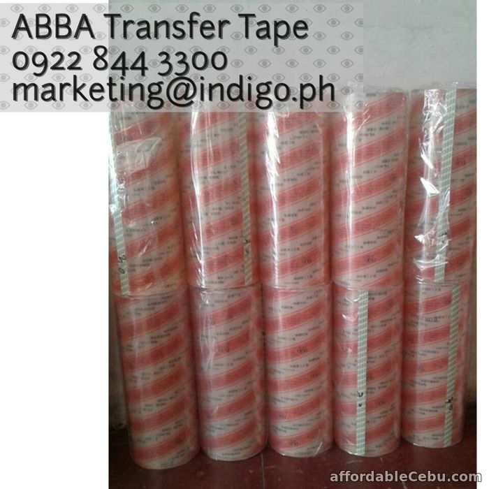 3rd picture of ABBA TRANSFER TAPE AT AN AFFORDABLE PRICE For Sale in Cebu, Philippines