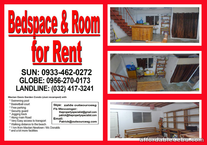 1st picture of Mactan Oasis Garden Condo Unit for RENT For Rent in Cebu, Philippines
