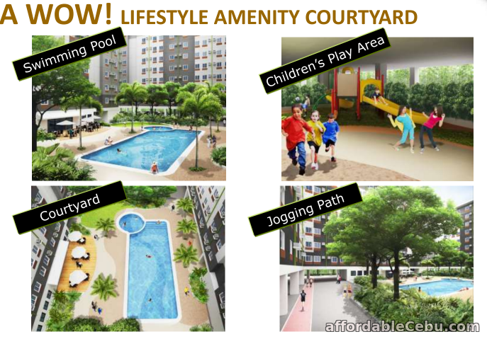 3rd picture of Condominium For Sale -  AMAIA STEPS Mandaue Tower 1 For Sale in Cebu, Philippines