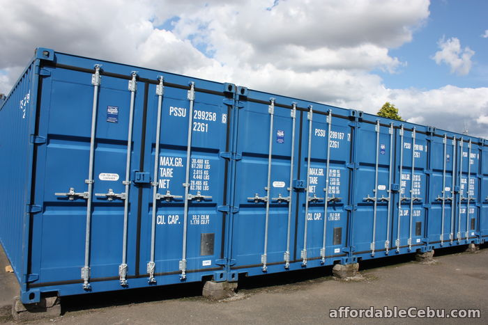 2nd picture of Container Van storage. ( Container Conversion Modification ) For Rent in Cebu, Philippines