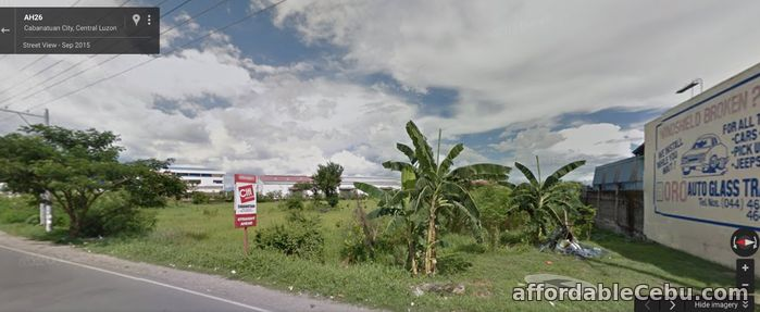 1st picture of FOR SALE COMMERCIAL PROPERTY ALONG MAHARLIKA HIWAY CABANATUAN For Sale in Cebu, Philippines