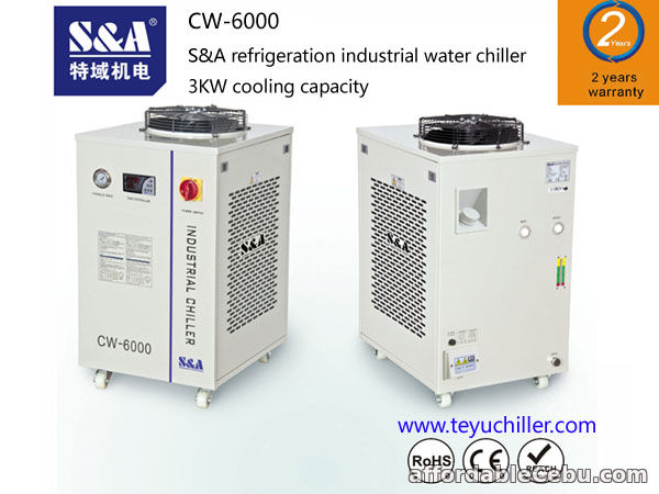 1st picture of S&A water chillers for Spot Welding application with 2 years warranty For Sale in Cebu, Philippines