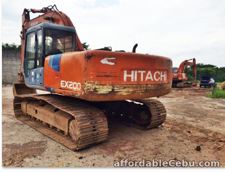 2nd picture of Excavator for sale For Sale in Cebu, Philippines