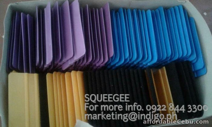Squeegee For Vinyl Sticker And Wallpaper Install Retailer