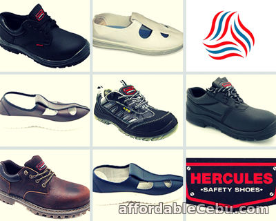 1st picture of Hercules Shoes Philippines For Sale in Cebu, Philippines