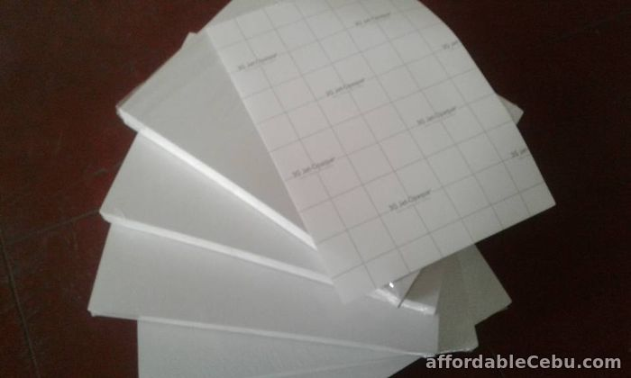 2nd picture of 3G JET OPAQUE Transfer Paper U.S made,High Quality For Sale in Cebu, Philippines