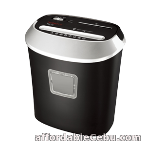 1st picture of NIDEKA PSF-100 Paper Shredder For Sale in Cebu, Philippines
