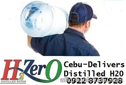 4th picture of Tired buying at Pharmacy or Supermarket for Distilled Water? For Sale in Cebu, Philippines