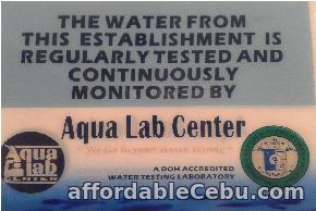 2nd picture of Tired buying at Pharmacy or Supermarket for Distilled Water? For Sale in Cebu, Philippines