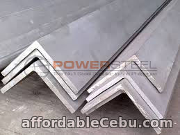 1st picture of Supplier of Angle Bar in Cebu For Sale in Cebu, Philippines