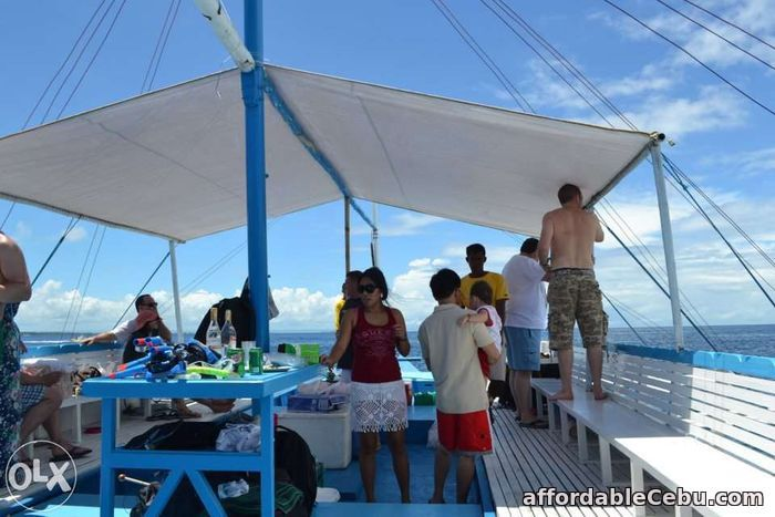 3rd picture of Banca Rental for Island Hopping For Rent in Cebu, Philippines