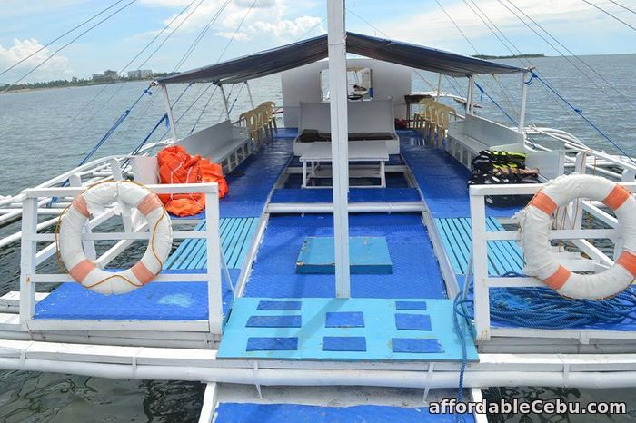 1st picture of Banca Rental for Island Hopping For Rent in Cebu, Philippines