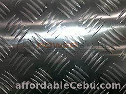 1st picture of Supplier of Mild Steel Checkered Plate For Sale in Cebu, Philippines