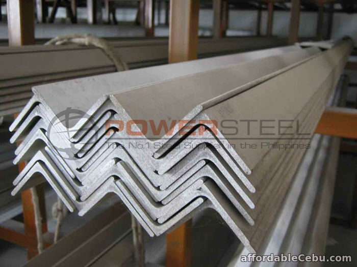 1st picture of Supplier of Aluminum Angle Bar For Sale in Cebu, Philippines