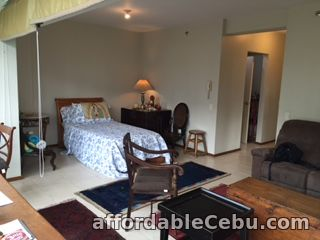 5th picture of FOR SALE STUDIO UNIT AT TWO SERENDRA For Sale in Cebu, Philippines