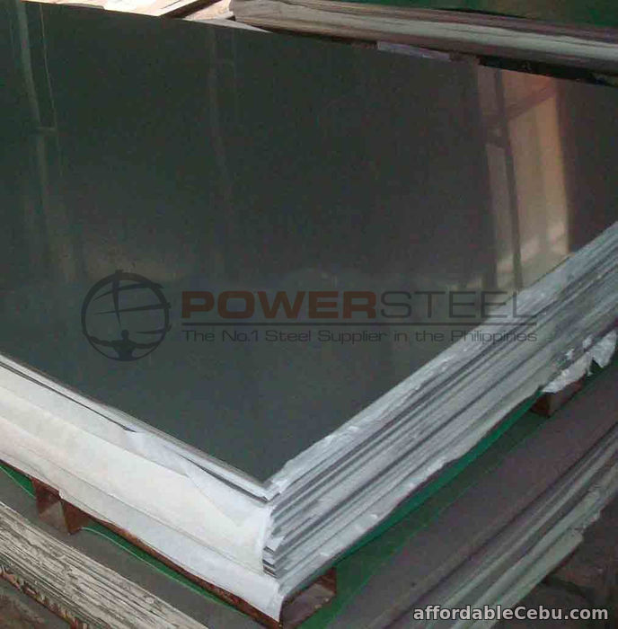 1st picture of Supplier of Stainless Sheet For Sale in Cebu, Philippines