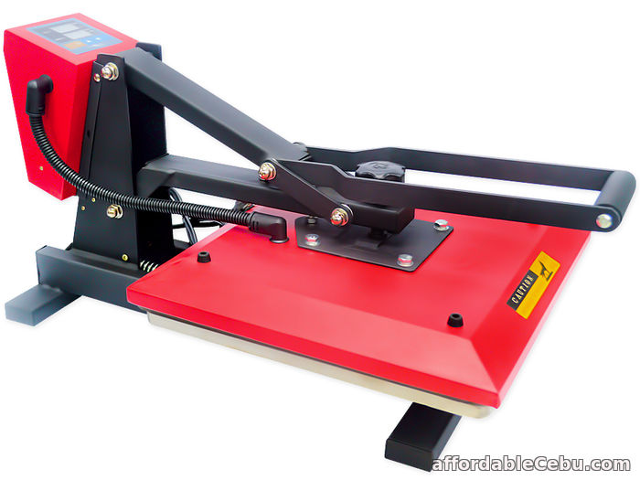 "1st picture of CUYI 15x15"" High Pressure Heat Press Machine For Sale in Cebu, Philippines"