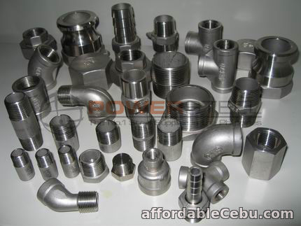1st picture of Supplier of Stainless Fittings For Sale in Cebu, Philippines