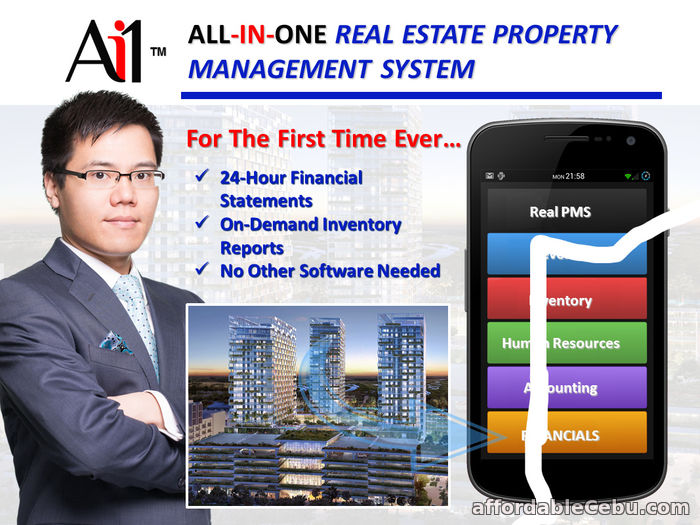 1st picture of Real Estate Property Management System For Sale in Cebu, Philippines