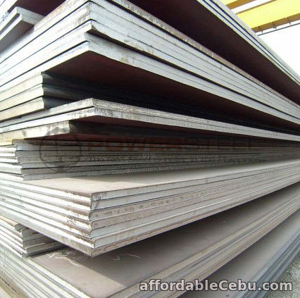 1st picture of Supplier of Boiler Steel Plate For Sale in Cebu, Philippines