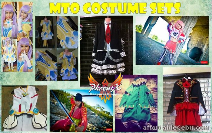 1st picture of COSTUMES for RENT or SALE (Offering Made to order costumes and first renter) For Rent in Cebu, Philippines