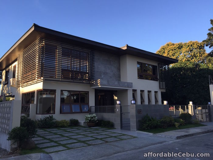 1st picture of AYALA ALABANG MODERN HOUSE WITH POOL FOR SALE, For Sale in Cebu, Philippines