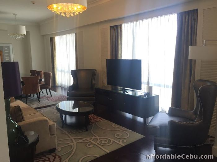5th picture of RAFFLES RESIDENCES 3BR JUNIOR PENTHOUSE UNIT For Sale in Cebu, Philippines